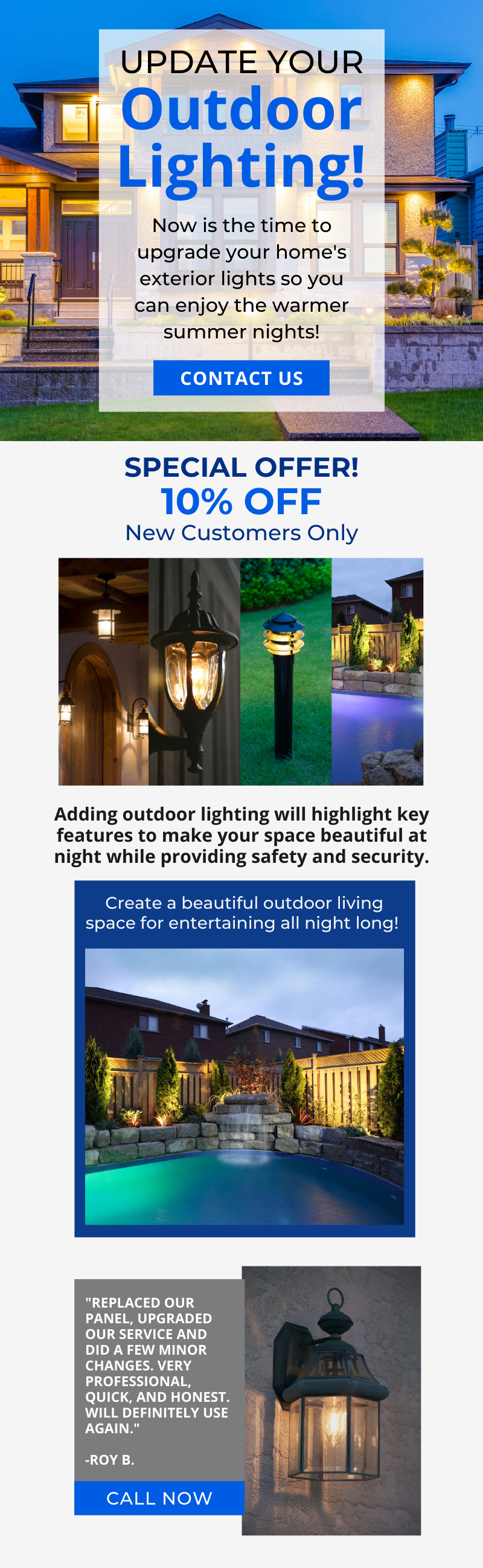 Light Up Your Outdoors 3
