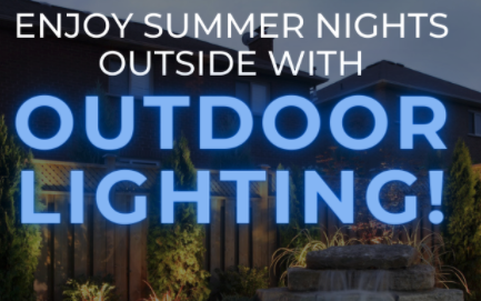 Read more about the article Beautiful Outdoor Lighting! 💡