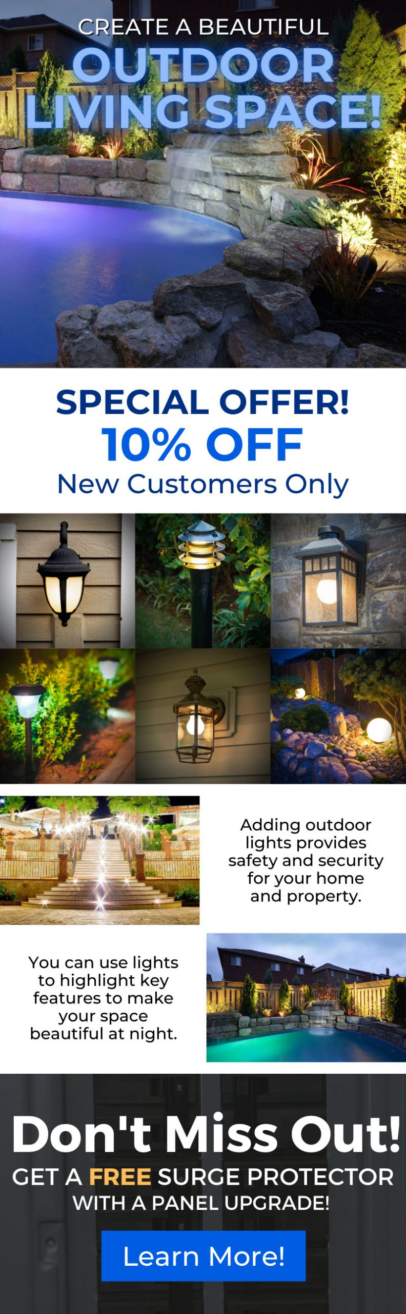 Light Up Your Outdoor Space! 💡 3