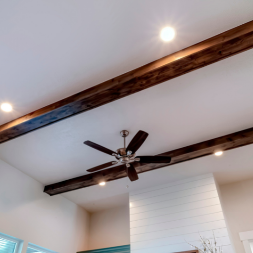 Read more about the article Updating an Old House With Recessed Lighting